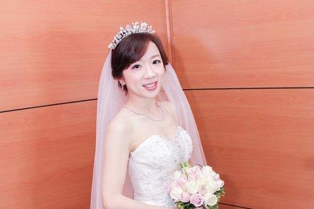 超氣質的公主新娘