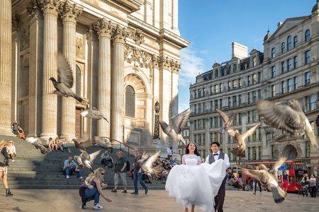 海外婚紗『英國旅拍』方案