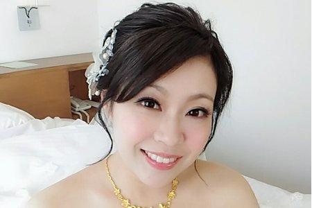 欣-白紗迎娶