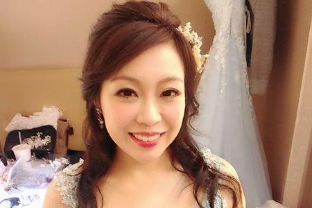 欣-結婚造型