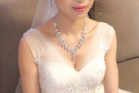 丹璐婚禮當天
