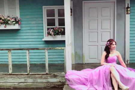 劉小姐婚紗照