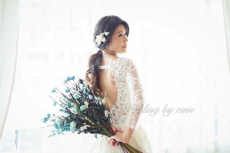 蔡小姐婚紗