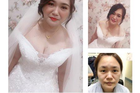 素人害羞新娘-訂婚