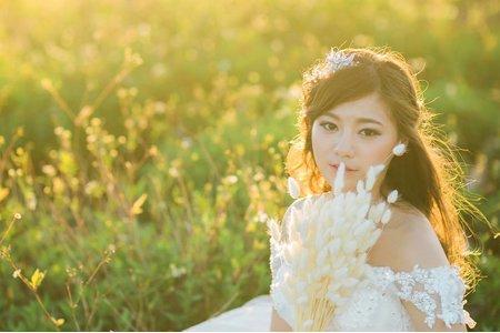 (LouiseWedding禮服)李庭  攝影師/王柏建