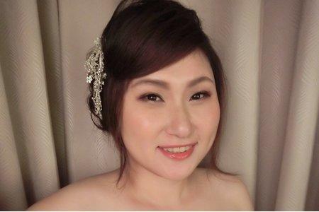 2015新娘作品-鳳眼