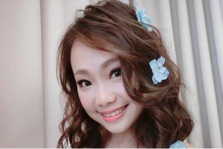 20160601-仙仙風 新娘造型