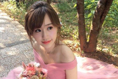 台中新秘艾琳 A-Lin-二造型