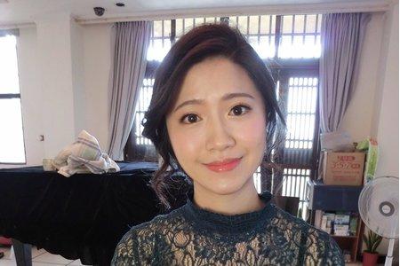 20170415-氣質妝髮