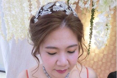 20180113-結婚 星靚點花園飯店