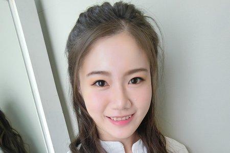 20180808-宴會妝髮造型