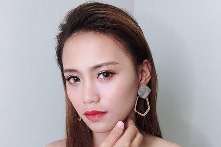 201808台中-新娘時尚造型