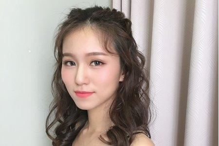 20200115-尾牙春酒宴會妝髮-梧棲新天地