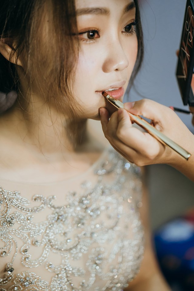 【振興方案】新娘單妝髮造型作品