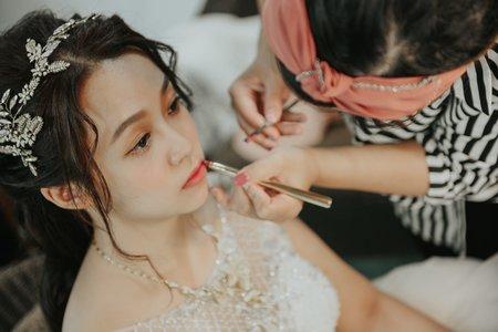 【振興方案】新娘單妝髮造型