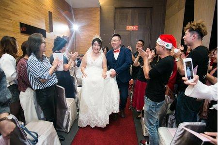 雙儀式+晚宴-教會儀式-君庭婚宴莊園
