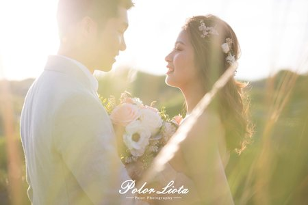 【婚紗包套】- 宛玲  韓式婚紗 個性 浪漫