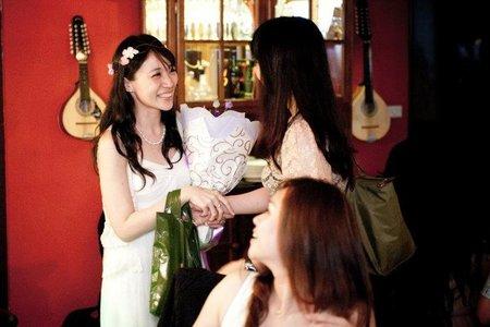 Shu, Alice-wedding Party