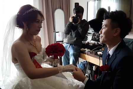 Bride  Doris結婚彩妝造型