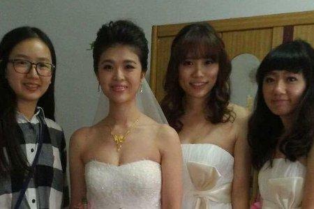 Bride彩妝造型