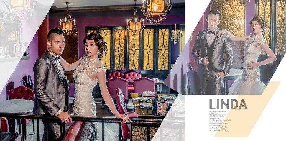 LINDA(編號:551535) - BEST WEDDING 貝思特婚紗 - 結婚吧一站式婚禮服務平台