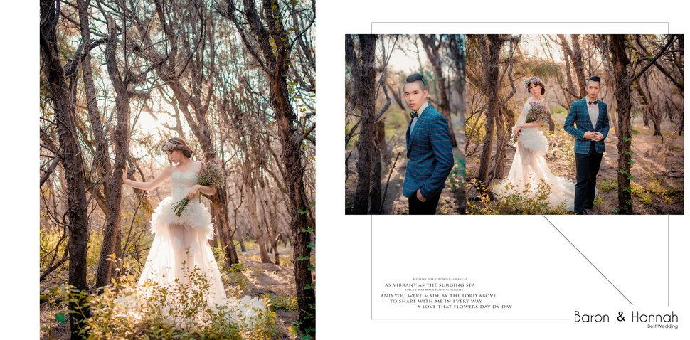 LINDA(編號:551544) - BEST WEDDING 貝思特婚紗 - 結婚吧
