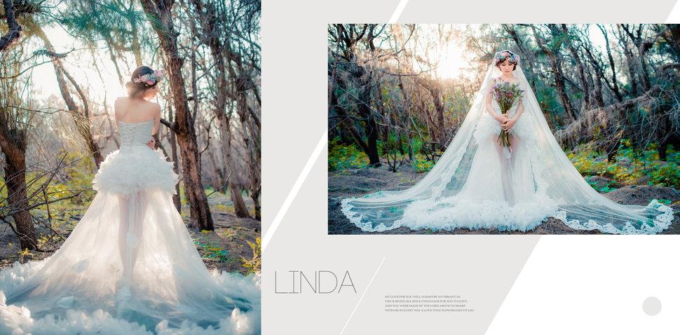 LINDA(編號:551551) - BEST WEDDING 貝思特婚紗 - 結婚吧一站式婚禮服務平台