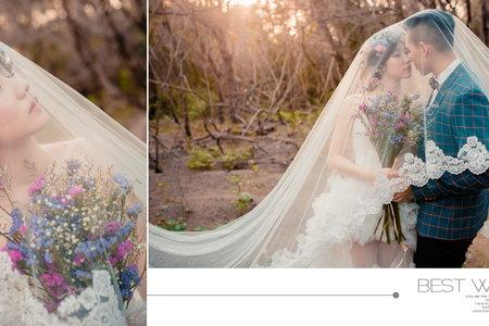 BEST WEDDING 貝思特婚紗