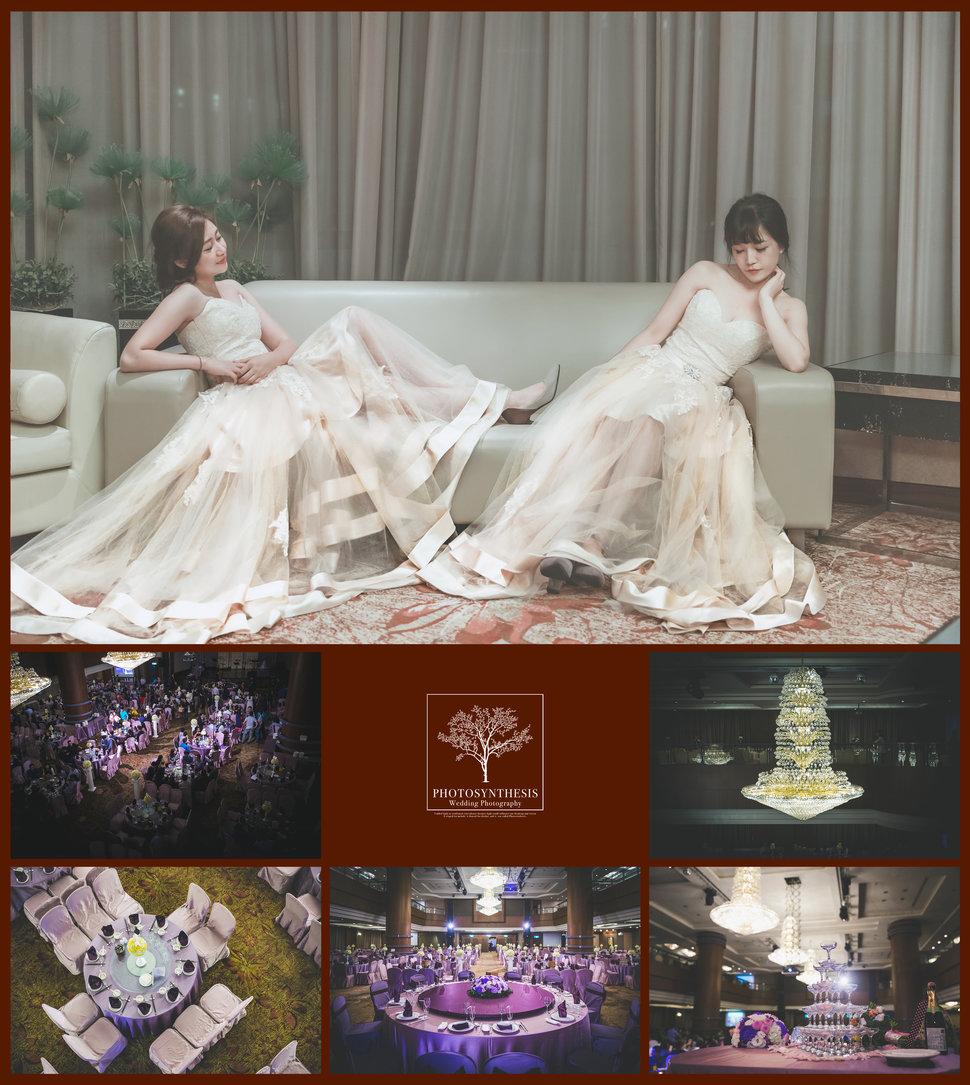 緯-軒 婚禮 「台南桂田酒店」(編號:551668) - Photosynthesis - 結婚吧