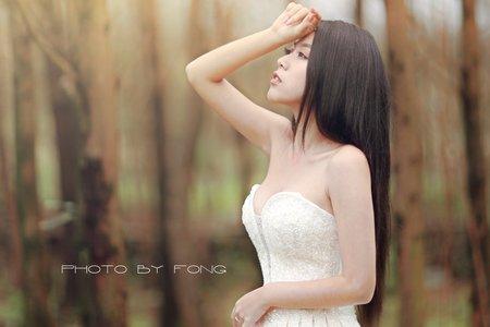 Wan Chun Wu個人婚紗寫真
