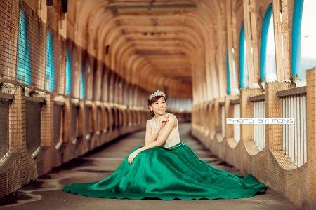 Mariah Hsu 個人婚紗寫真