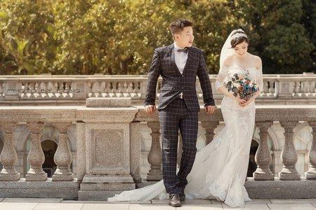 伊翔&書嫻自助婚紗
