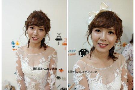 日系甜美新娘