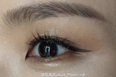 超精緻眼妝 眼型調整