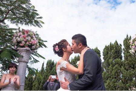 easlin 戶外婚禮紀錄