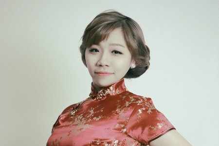 ღ復古典雅旗袍風情