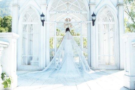ღ歐式教堂婚禮