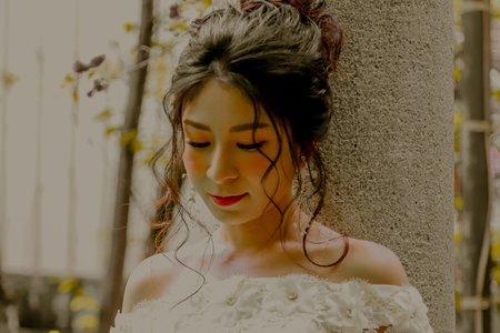 ღ日系輕線條婚紗拍樣