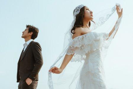 ღ美式婚紗