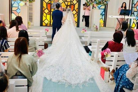 子馨教堂證婚