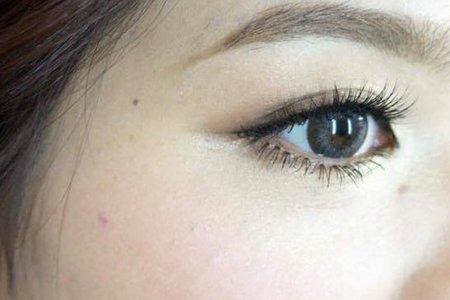 清新眼妝與柔美線條
