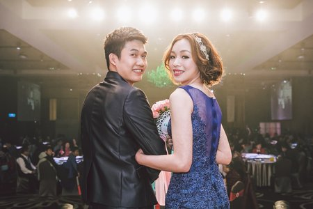 【 婚禮記錄 】 羅心听 & 余岳恩   新店 / 彭園
