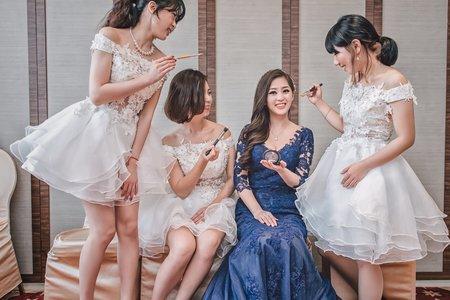 【 婚禮記錄 】哲銓 & 芷薰  台北 / 華漾大飯店(中崙)
