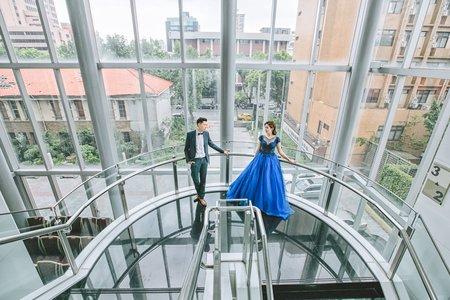 【 婚禮記錄 】 順中 & 靖妤  台北 / 徐州路2號會館
