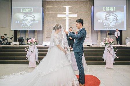 【婚禮記錄】萬宇 & Albee