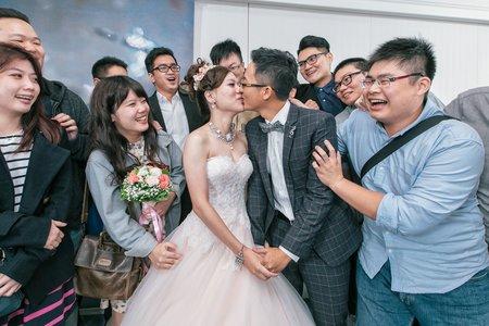 【 婚禮記錄 】智仁&紫君  林口 / 水蛙師會館