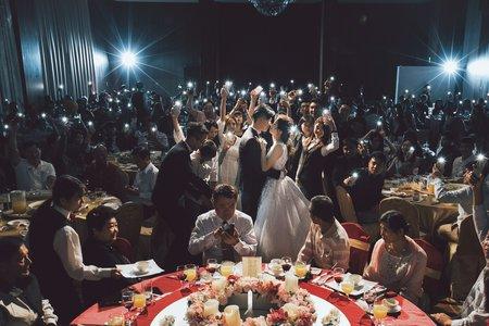 【婚禮記錄】奕柜 & 怡廷  桃園 / 晶宴會館