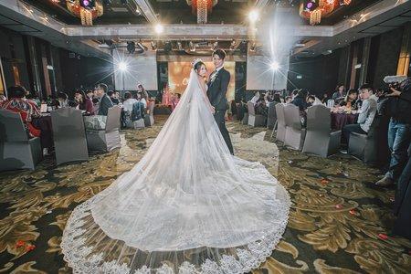 【婚禮記錄】 上魁 & 宜蒨  三重 / 彭園會館