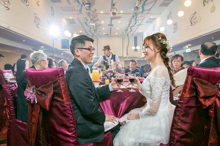 【 婚禮記錄 】青儒 & 雨青    板橋 / 海釣船台菜海鮮餐廳