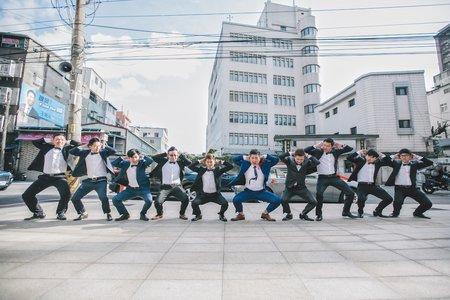 【婚禮記錄】韋傑 & 鈺婷  新北 / 三重綜合體運館